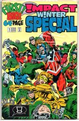 Impact: Winter Special #1 (1991) by DC Comics