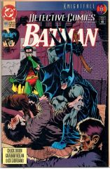 Detective Comics: Batman #665 (1993) by DC Comics