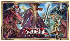 """YuGiOh! TCG Rubber Mat """"Noble Knights of the Round Table"""" by Konami"""