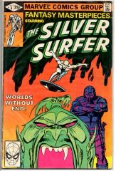 Fantasy Masterpieces Starring The Silver Surfer #6 (1980) by Marvel Comics