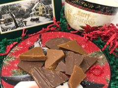 Butter Toffee with Milk Chocolate