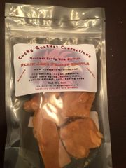 Old Fashioned Peanut Brittle (4 oz resealable pouch)