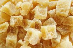 Ginger, Crystallized Diced