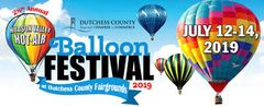 Sat, July 13, 2019 - Hudson Valley Balloon Festival