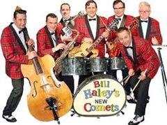 Bill Haley's Comets LIVE - Tues, October 30, 2018