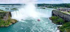 Niagara Falls & Toronto - Mon, Sept. 17-Fri, Sept. 21, 2018