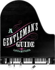 Wed, April 17, 2019 - A Gentleman's Guide at John Engeman Theatre