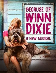 "Wed, August 21, 2019 - Goodspeed ""Because of Winn Dixie"""
