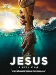 "Wed, July 17, 2019 - Sight & Sound ""Jesus"" & Shady Maple"