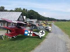 Sun, June 9, 2019 - Rhinebeck Air Show