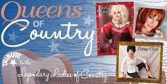 Queens of Country at Mt. Airy Casino - Thurs, November 8, 2018
