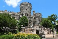 Grey Towers Mansion Tour & Hotel Fauchere - Wed, October 24, 2018