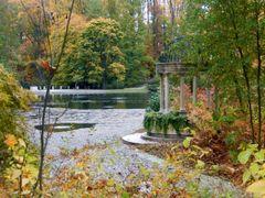 New York Botanical Garden - Thurs, October 25, 2018