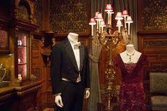 Downton Abbey Exhibit - Thurs, August 16, 2018