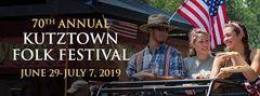 Sat, July 6, 2019 - Kutztown Festival