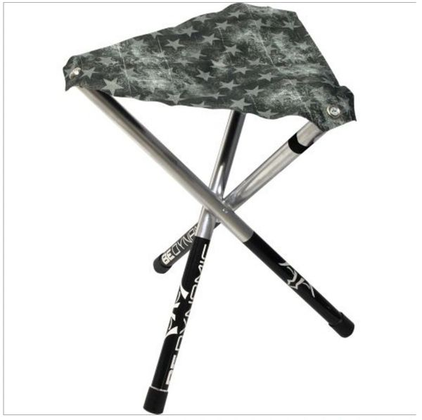 Disc Golf Camp Time Ranger Roll-a-Stool Chair