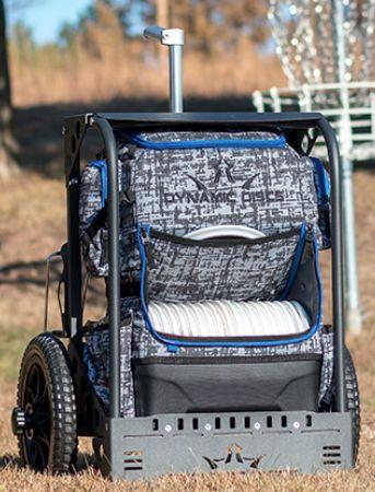 Dynamic Discs LG Backpack Cart