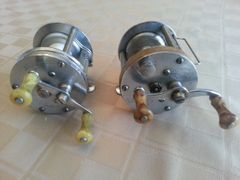 Antique Classic Levelwind Baitcasting Reels