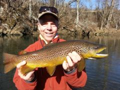 GUIDED FLY FISHING Full Day FLOAT TRIP