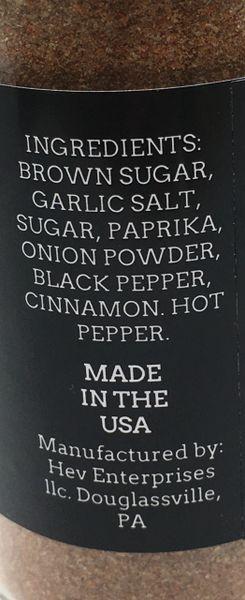 Heavy's Hot Stuff - Hot Sauce, Dry Rub   Heavy's Hot Stuff