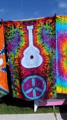 Custom Large Rayon Super Premium Tapestry