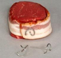 1 1/4in Long Shank Steak Pins (1,000 pcs)