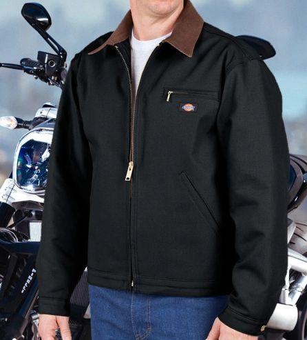 9364d2cbe Dickies [758] Duck Blanket Lined Jacket