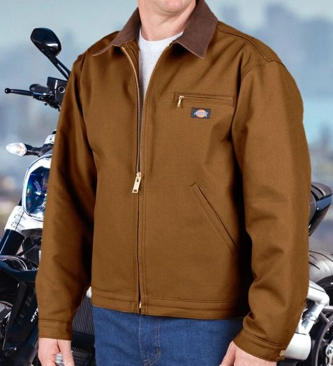 51341f0a3 Blanket Lined Duck Jacket