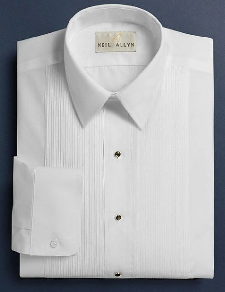 a63ff632207ecb Wholesale Neil Allyn White Tuxedo Shirt $14.95 | CLEARANCE SALE | Hi  Visibility Jackets | Chef Works | Dickies | Ogio Bags | Suits