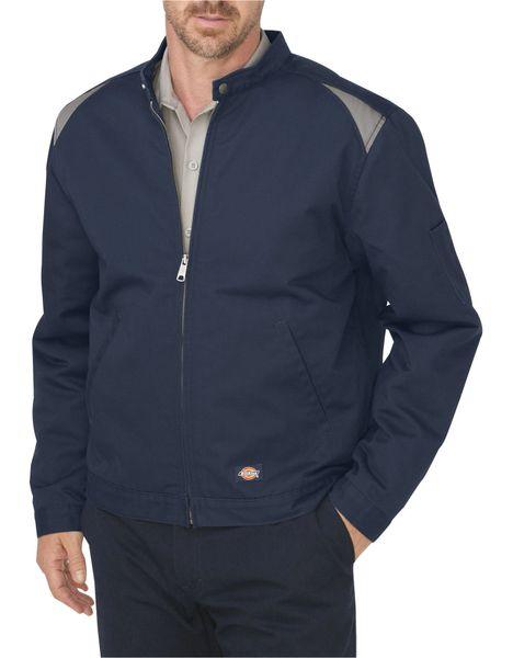 d1bd5b868482 Dickies  LJ605  Industrial Insulated Color Block Shop Jacket