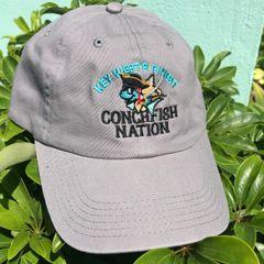 Pirate Grey Hat