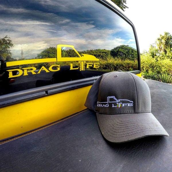 f1dde415a8d Drag Life ICONS Hat and Decal  COMBO
