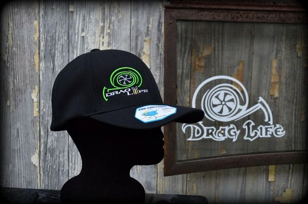 d0ce72fc716 Drag Life Power Adder Hat and Decal  COMBO
