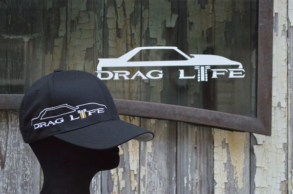 Drag Life Icons Hat And Decal Combo Drag Life