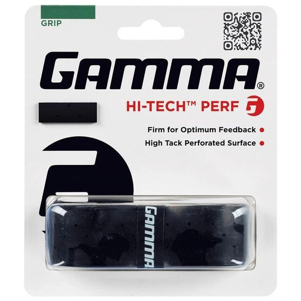 Gamma Hi Tech Perforated Replacement Grip