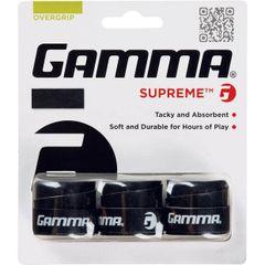Gamma Supreme 3 Pack Overgrip
