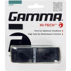 Gamma Hi-Tech Gel Black Replacement Grip
