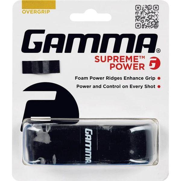 Gamma Supreme Power Overgrip