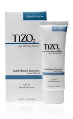 TIZO2 Facial Mineral Sunscreen SPF 40