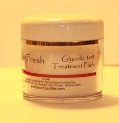 Skin Fresh Glycolic 10% Treatment Pads