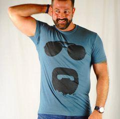 PARKER GOATEE bearded shirt