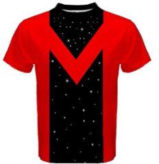 M'Onel Prototype Cosplay shirt.