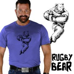 RUGBY BEAR