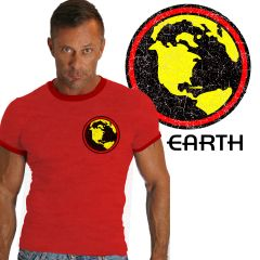 EARTH shirt