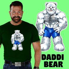 Daddi Bear Shirt