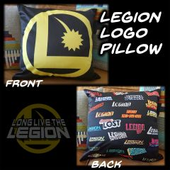 Legion Pillow