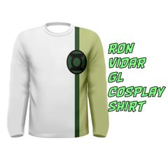 ROND VIDAR GL Prototype Cosplay shirt