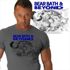 BEAR BATH & BEYOND shirt