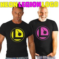 NEON LEGION L Logo SHIRT