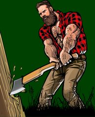 LUMBERJACK CHOPPER